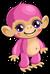 Cubby monkey love single