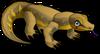 Monitor Lizard single
