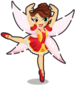 Ballerina fairy single