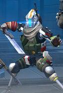 Phase Shift Sword Pilot TFA