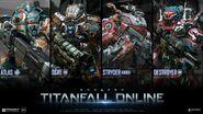Titanfall Online Titan Poster