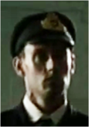 Third Officer Pitman