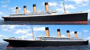 Titanic Honor & Glory The Ship