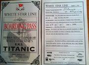 Astor ticket