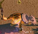 Ssark - Reptilian Hero
