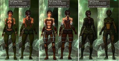 Maul's RangerHunter-RangerBrown-Mystique