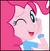 Pinkie Pie colored