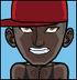 Evan colored