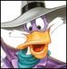 Darkwing Duck colored