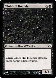 CB06 Hill Hounds