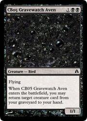 CB05 Gravewatch Aven