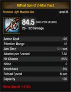 Tlsdz gifted gun of z-mas past
