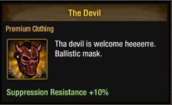 Tlsdz The Devil