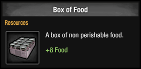 Box of Food