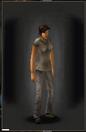 TLSDZ Jeans - Grey equipped female