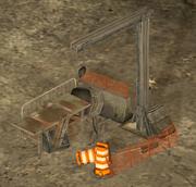 Level 5 Construction Yard