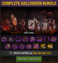Tlsdz complete halloween bundle 2014