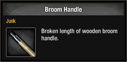 Broom Handle