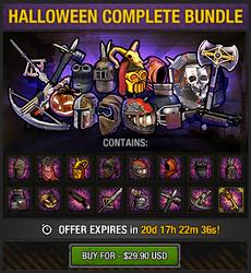Tlsdz halloween complete bundle
