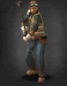 Survivor with Morning Star