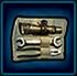 Range kit blue icon