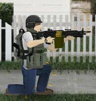 Survivor+M249
