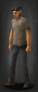 Survivor black beret