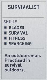 Survivalistocc sdw