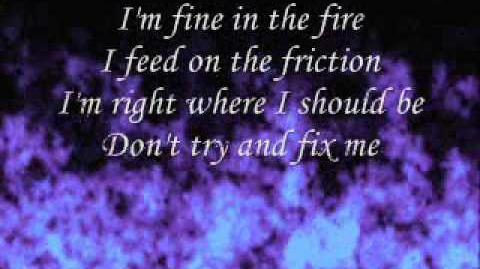 10 Years - Fix Me w Lyrics