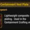 Containment Vest Plate Thumbnail