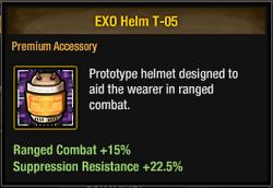 EXO Helm T-05