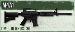 M4a1 tlsuc update sdw