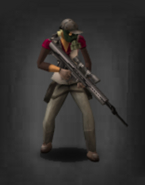 Survivor vs121 equipped