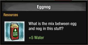 Eggnog 2016