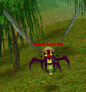 Venom-Eyed Bee