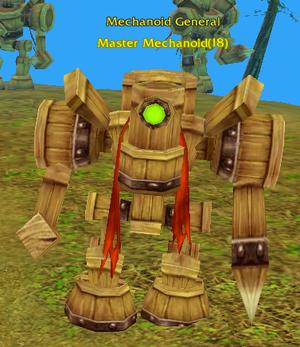 Master Mechanoid