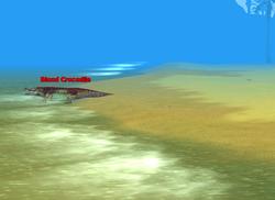 Crocodile Island Scene Image3
