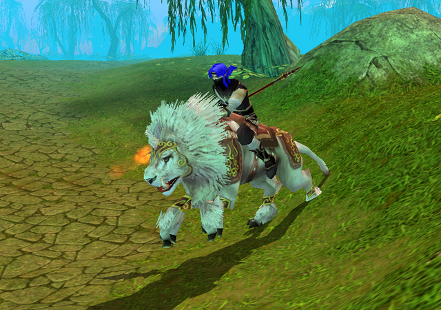 File:A player riding a mount.png