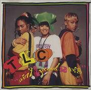 TLC - Ain't 2 Proud 2 Beg - 5' CD SINGLE-293666