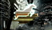 Metro circle stallion