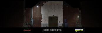 Tmnt warehouse
