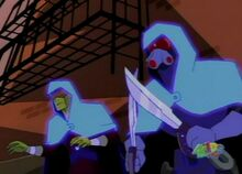 Street Phantoms (Season 6)