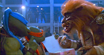 TMNT 2 SECRET OF THE OOZE PRE-FIGHT DOUGHNUT 4