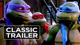 Teenage Mutant Ninja Turtles II The Secret of the Ooze (1991) Official HDTrailer