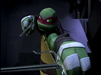 Raph ready to fight