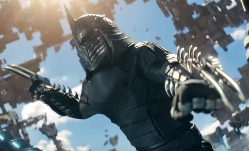 Ninja Turtle Movie 2014 Shredder Oroku Saki (Paramount)...