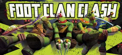 TMNT Foot Clan Clash