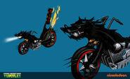 Tmnt footbike
