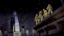 S01E17 Turtles TCRI building