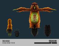 Dread beaver